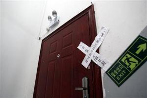 外国のドアって閉まる音もノックの音も良い。